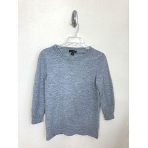 J. Crew Sweater Womens Wool Stretch Knit Size M